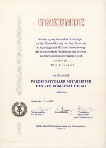 Urkunde 001